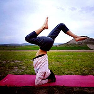 ankara yoga dersi
