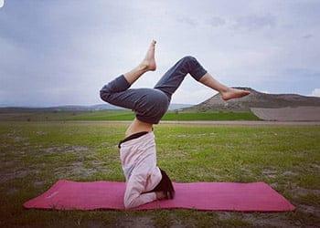 Ankara yoga kursu Gözde Özbilgin