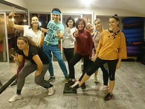 Dans Kursu Fotoğrafları 26