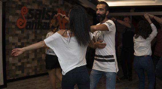 Ankara Bachata Kursu 6