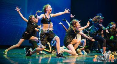 çocuk modern dans kursu