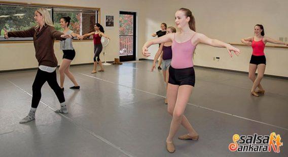Modern dans okulları