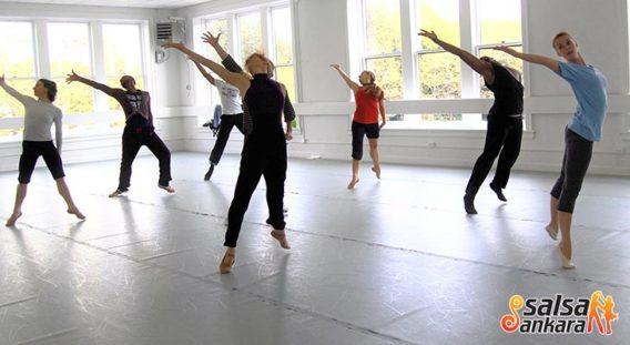 Modern dans sınavları