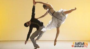yetişkin modern dans kursu