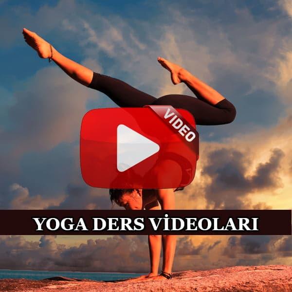 yoga ders videoları