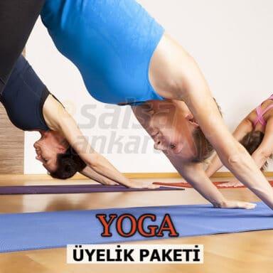 ankara yoga üyelik paketleri