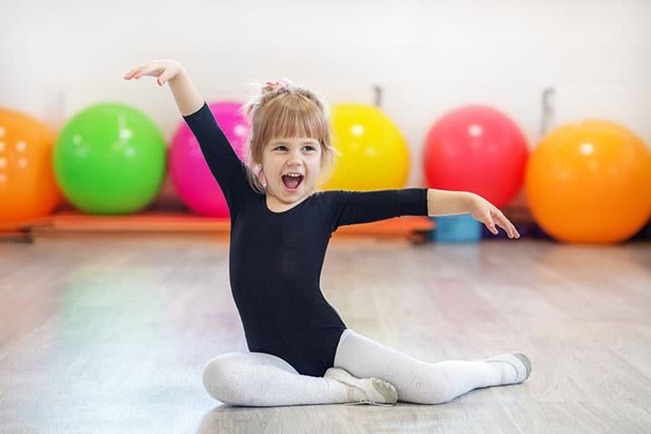 Çocuk dans kursları