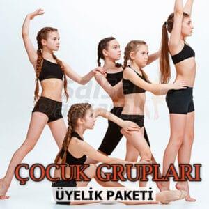 Ankara Çocuk Dans Kursları