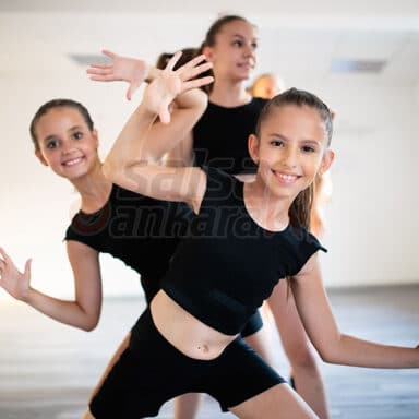 çocuk hip hop dans kursu