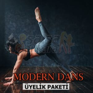 modern dans kurs paketi