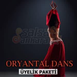 oryantal dans kursu ankara