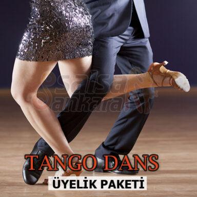 tango kursu üyelik paketleri